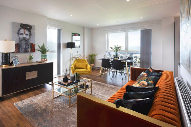 2 bedroom flat for sale in Siskin Apartments, Nest, Dunedin Road, London