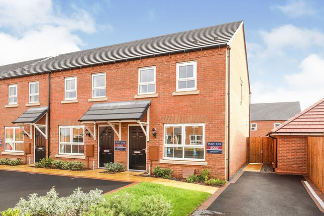 2 bed property for sale in Robin Drive, Kibworth, Leicestershire LE8