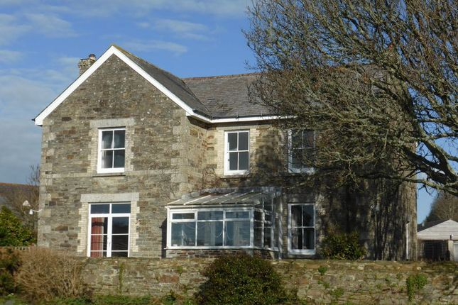 Thumbnail Detached house for sale in Cott Road, Lostwithiel