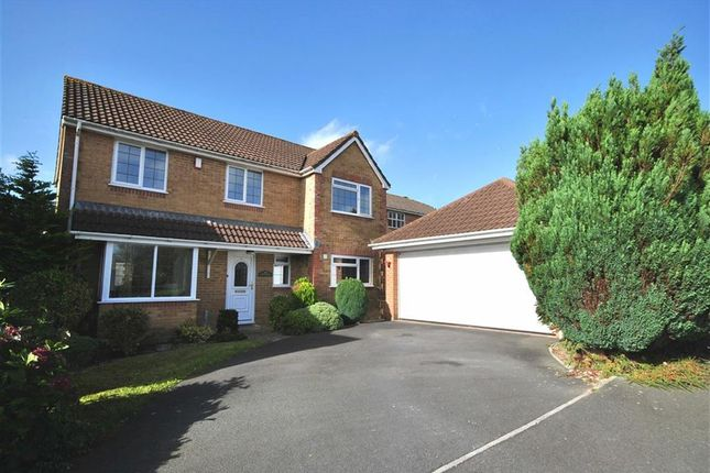 Thumbnail Detached house for sale in Maple Grove, Roundswell, Barnstaple