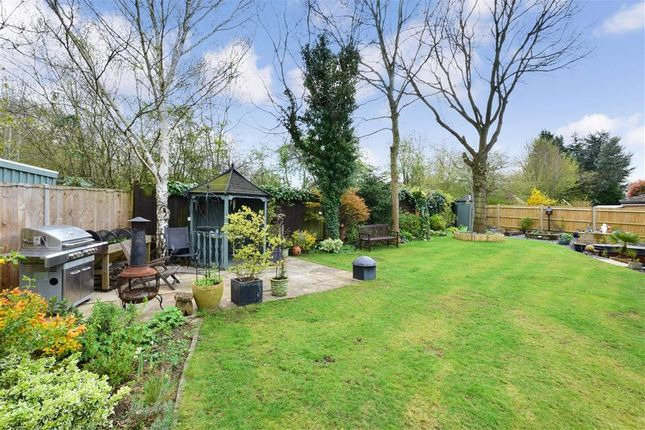 Thumbnail Detached house for sale in Setford Road, Lords Wood, Chatham, Kent