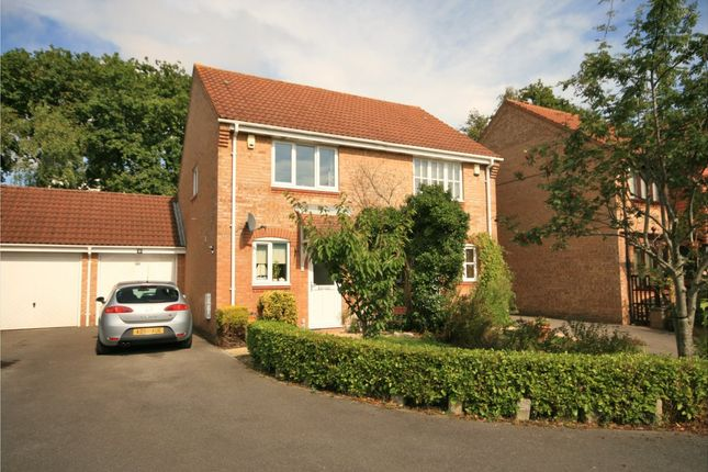 Thumbnail Semi-detached house for sale in Doulton Gardens, Parkstone, Poole