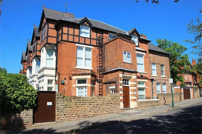 Thumbnail Flat to rent in Shirley Road, Nottingham