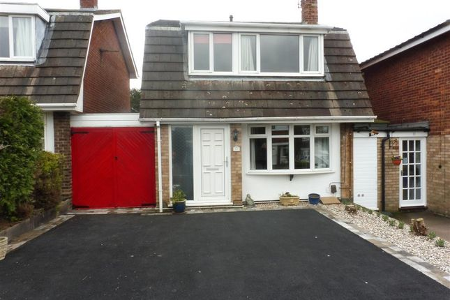 Thumbnail Detached house to rent in St Marys Road, Little Haywood, Stafford