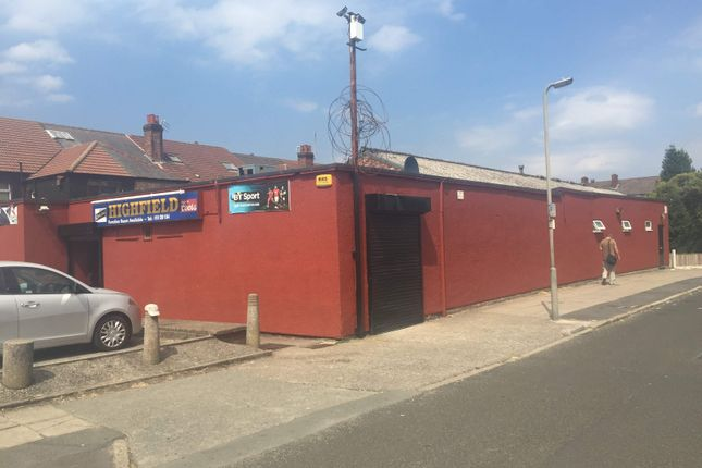 Thumbnail Commercial property for sale in Lexham Road, Liverpool