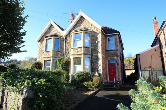 4 bed semi-detached house for sale in Slade Road, Portishead, North Somerset