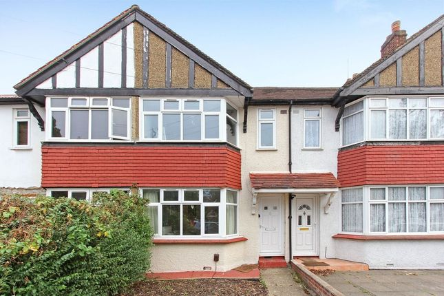 Thumbnail Terraced house for sale in Haslemere Avenue, Mitcham