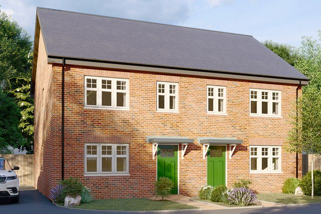 """3 bed terraced house for sale in """"The Hazel"""" at Box Road, Cam, Dursley GL11"""