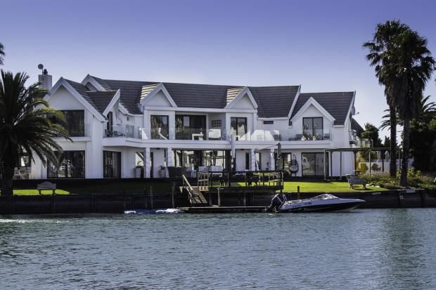 Thumbnail Property for sale in The Island, The Canals, St Francis Bay, 6312