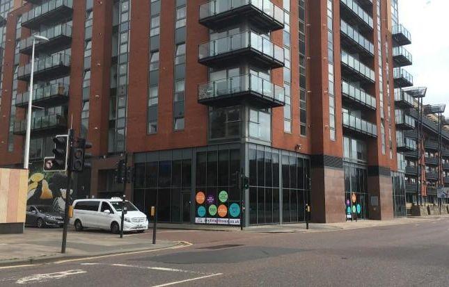 Thumbnail Retail premises for sale in Units B & D, Metropole, Dunlop Street, Glasgow