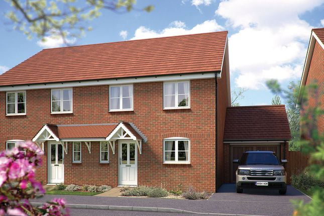 """Thumbnail Link-detached house for sale in """"The Salisbury"""" at Mayfield Way, Cranbrook, Exeter"""