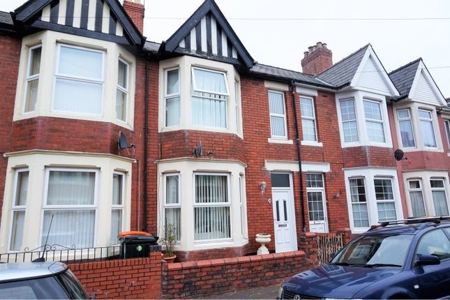 Thumbnail Terraced house for sale in Jackson Place, Newport