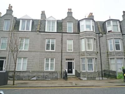Thumbnail Flat to rent in 125E Union Grove, Aberdeen