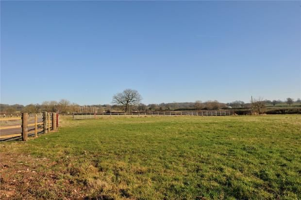 Thumbnail Land for sale in Icknield Street, Beoley, Redditch