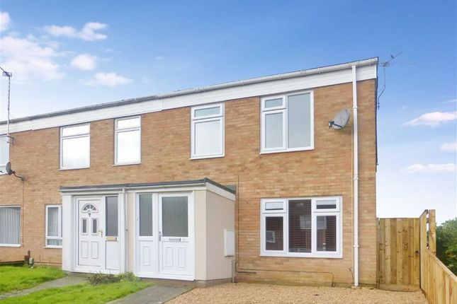 Thumbnail Semi-detached house to rent in Wainwright Close, Swindon, Wiltshire