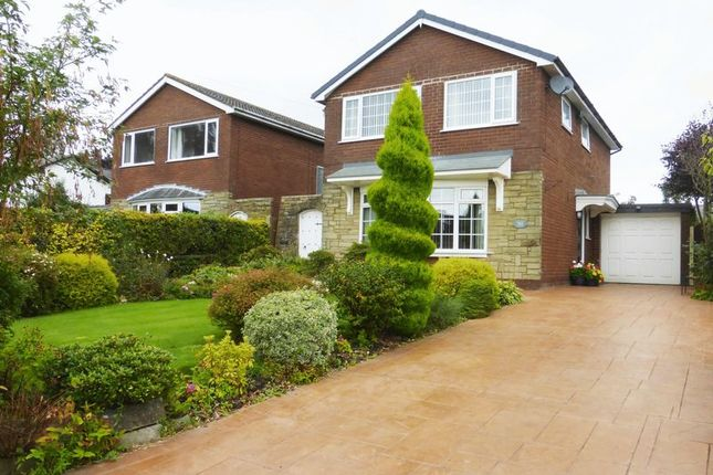 Thumbnail Detached house for sale in Hall Carr Lane, Longton, Preston