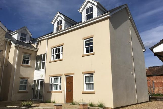 Thumbnail Flat for sale in Oak Court, 108A Cheddon Road, Taunton, Somerset