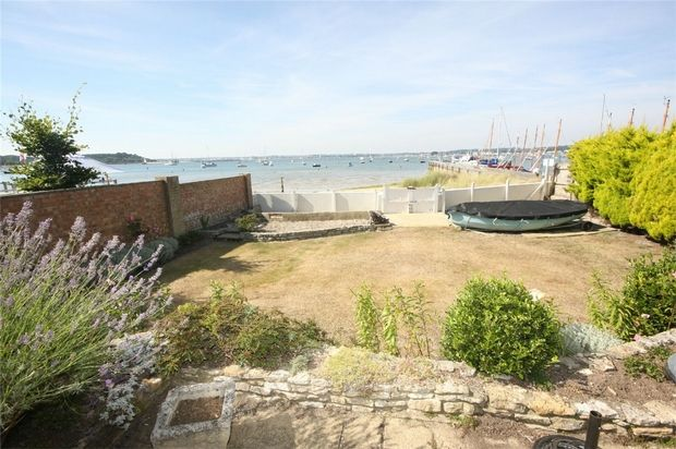 Thumbnail Detached bungalow for sale in Old Coastguard Road, Sandbanks, Poole