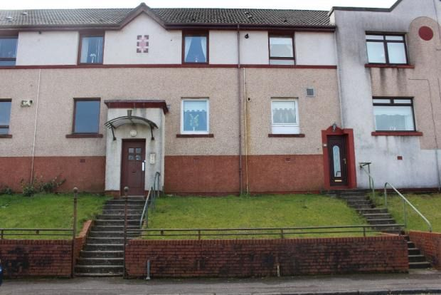 Thumbnail Flat for sale in Poplar Street, Greenock