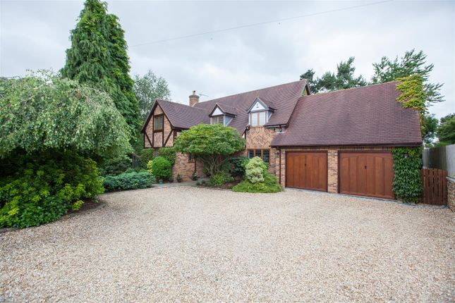 Thumbnail Detached house for sale in Hilltop, 234 Hady Hill, Chesterfield