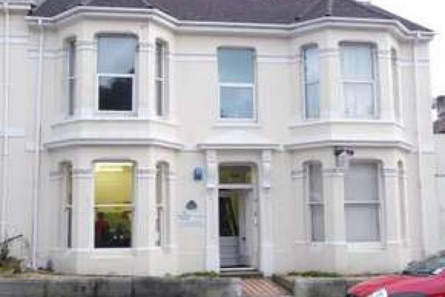 Thumbnail Property to rent in Lipson Road, Plymouth