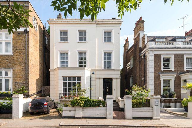 Thumbnail Semi-detached house for sale in St Albans Grove, Kensington, London