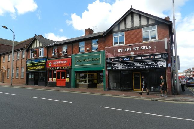 Thumbnail Retail premises for sale in Whitby Road, Ellesmere Port