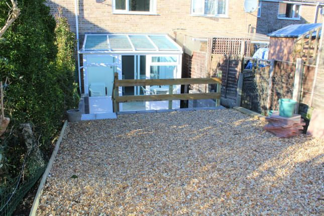 Garden of Princes Drive, Weymouth DT4