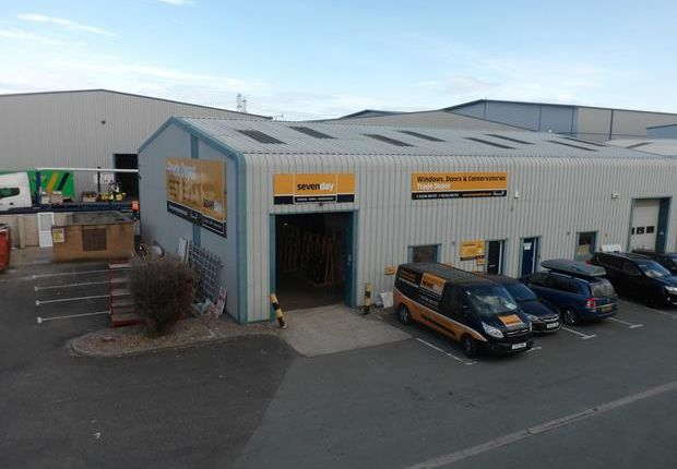 Thumbnail Light industrial to let in Parkway Business Centre, Sixth Avenue, Deeside Industrial Park, Deeside