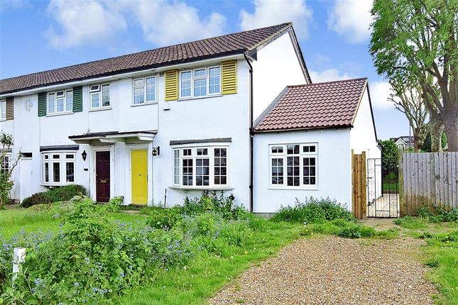Thumbnail End terrace house for sale in Western Road, Sutton, Surrey