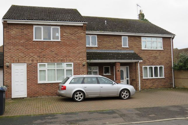 Thumbnail Detached house to rent in Kings Drive, Newmarket