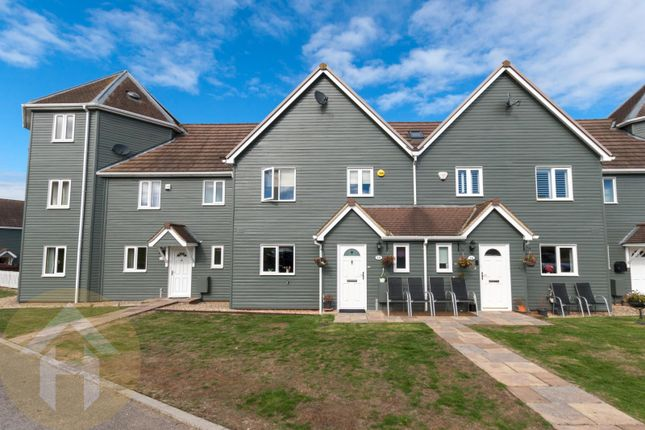 Thumbnail Terraced house to rent in Wiltshire Crescent, Vastern, Wiltshire