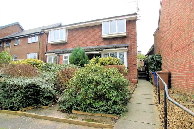 Thumbnail Maisonette to rent in Hartshill Road, Hartshill, Stoke On Trent