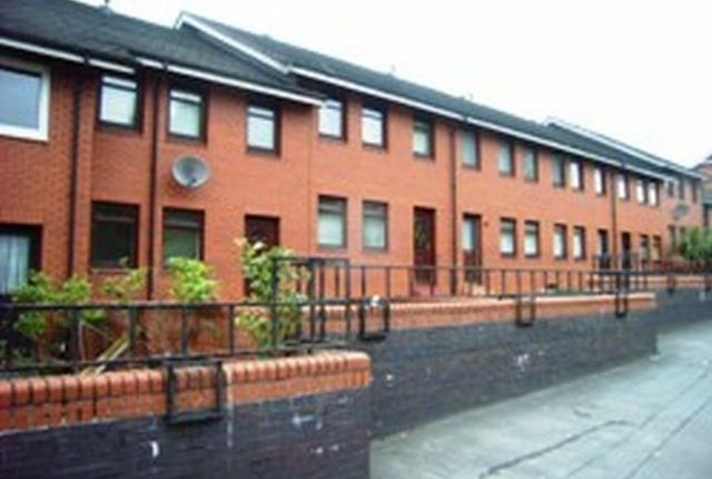 Thumbnail Terraced house to rent in Oran Gate, North Kelvinside, Glasgow, Lanarkshire G20,