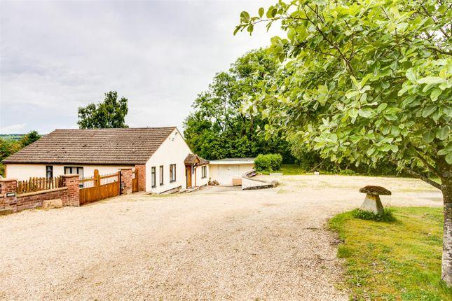 Thumbnail Detached bungalow to rent in Far Longdon, Tredington, Shipston-On-Stour