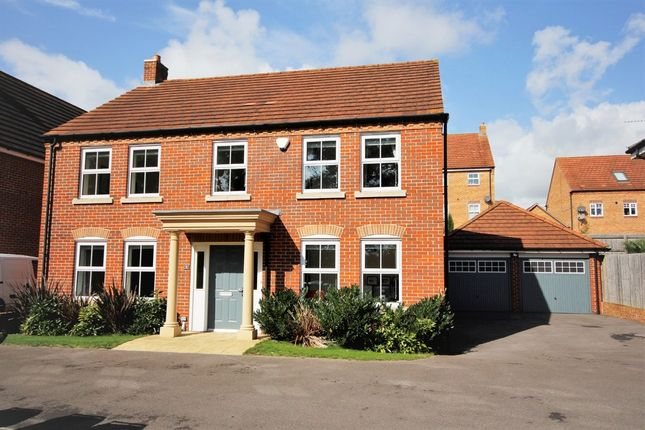 Thumbnail Detached house for sale in Yeats Close, Whiteley, Fareham