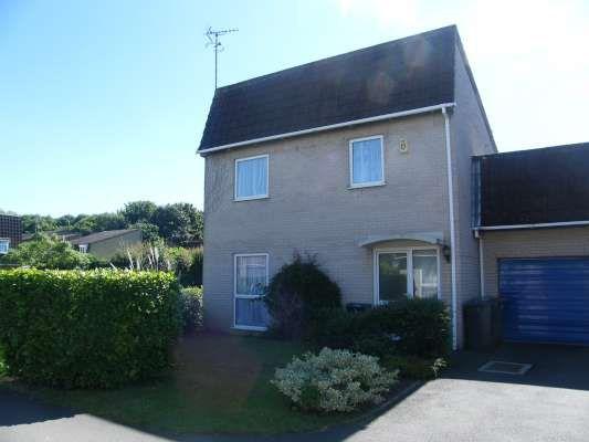 Thumbnail Link-detached house to rent in Muskham, Bretton, Peterborough