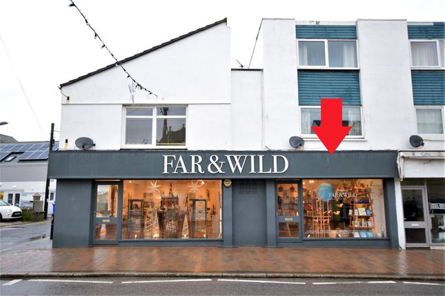 Retail premises for sale in St. Pirans Parade, Perranporth, Cornwall