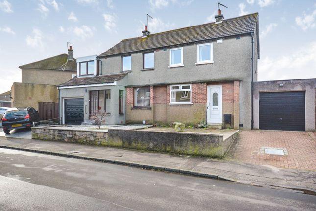 Thumbnail Semi-detached house for sale in Broomhall Road, Edinburgh