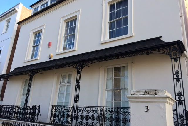 Thumbnail Flat to rent in Sherbourne Place, Clarendon Street, Leamington Spa
