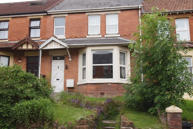 Thumbnail Terraced house to rent in St. Michaels Avenue, Yeovil