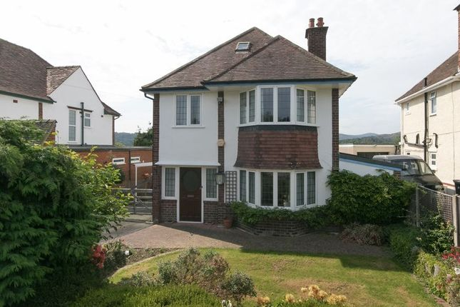 Thumbnail Detached house for sale in Overlea Avenue, Deganwy, Conwy