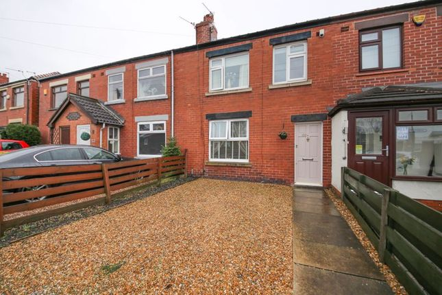 3 bed terraced house to rent in Woodhouse Lane, Springfield, Wigan WN6