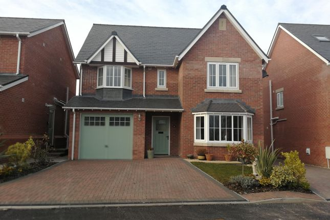 Thumbnail Detached House For Sale In The Newland House Type, Park View,  Barrow