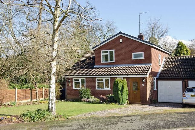 Thumbnail Detached house for sale in Mill Way, Longdon, Rugeley