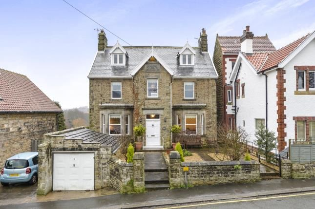 Thumbnail Detached house for sale in Coach Road, Sleights, Whitby, North Yorkshire