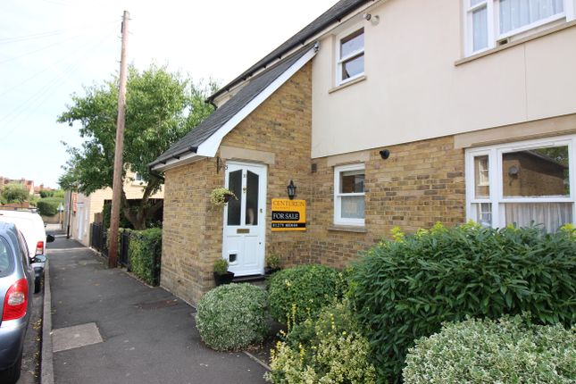Thumbnail Flat for sale in Cowlins, Old Harlow