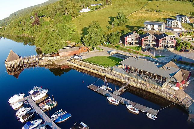 Thumbnail Terraced house for sale in Taymouth Marina, Kenmore, Perthshire