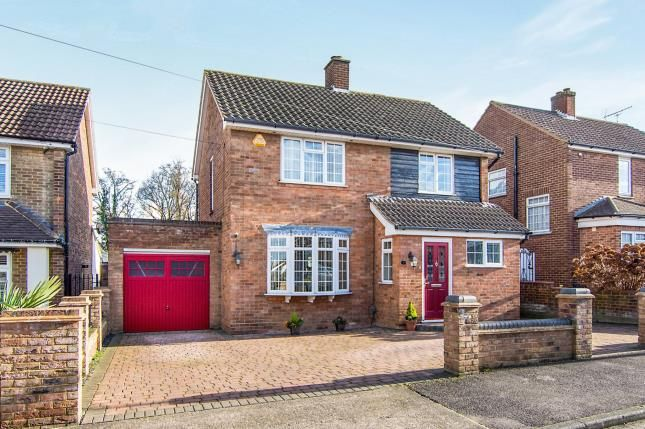 Thumbnail Detached house for sale in Grays, Essex, .