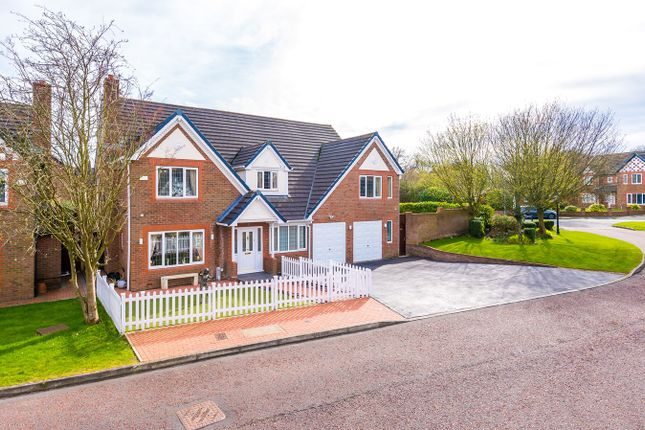 Thumbnail Detached house for sale in Holkham Gardens, St Helens
